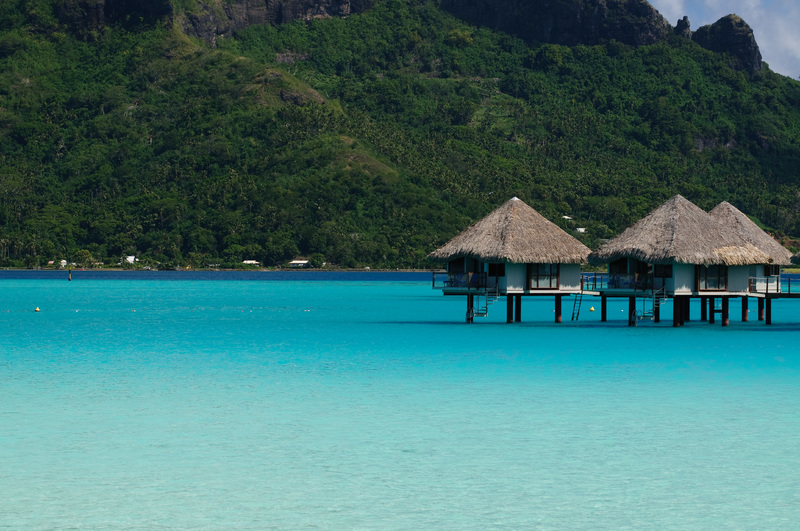 Vacances en Polynésie française _ que faire sur l'île de Bora Bora _