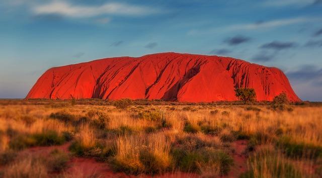 Prendre en photo les paysages en Australie