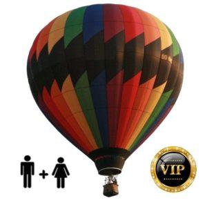 Vol en montgolfiere lyon adulte vip
