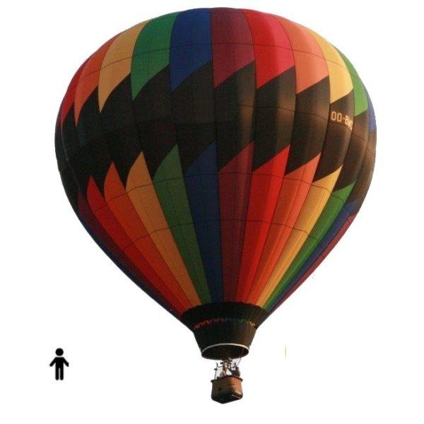 Vol en montgolfiere enfant lyon